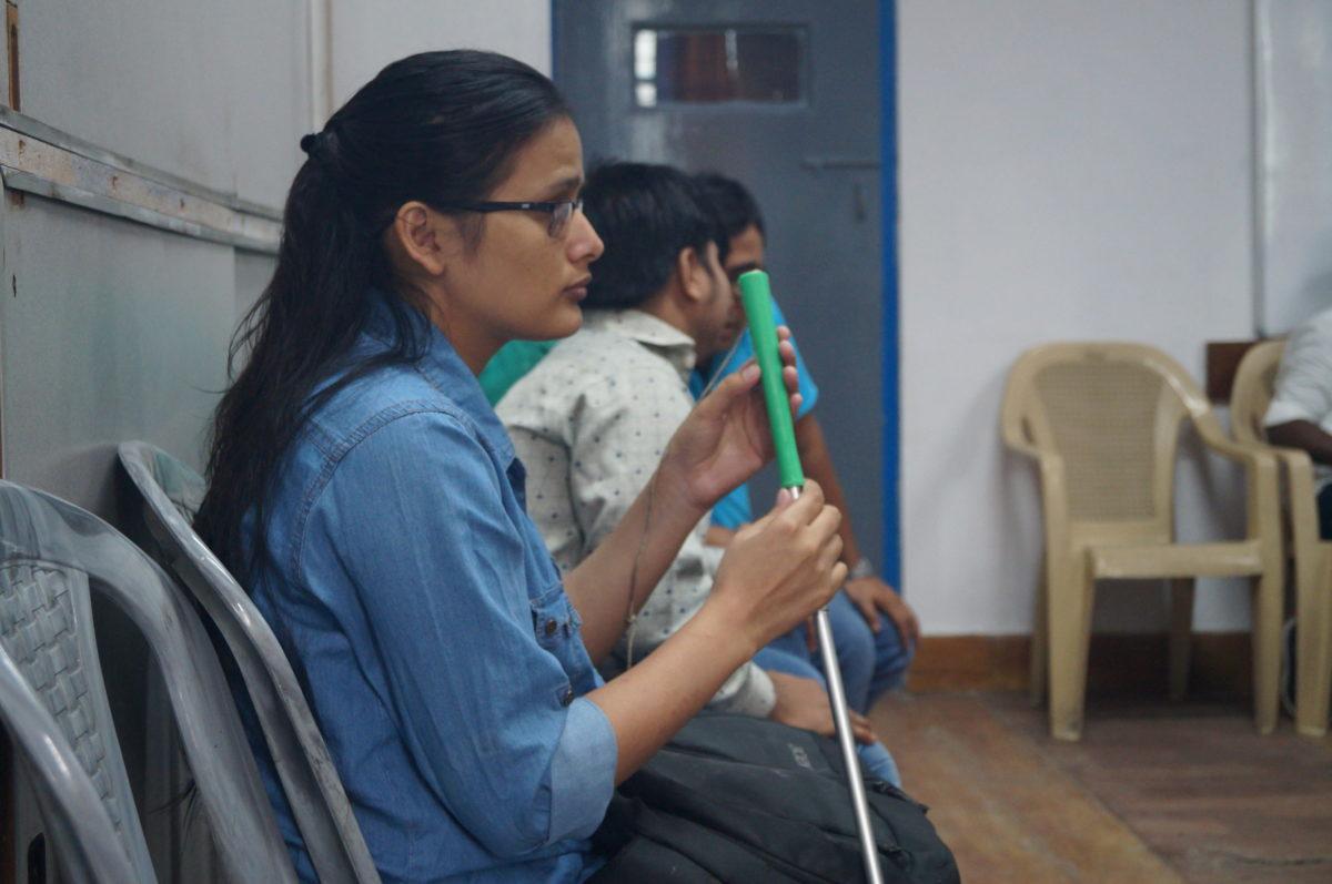 Workshop For Validation Of Folding Cane Blind Relief